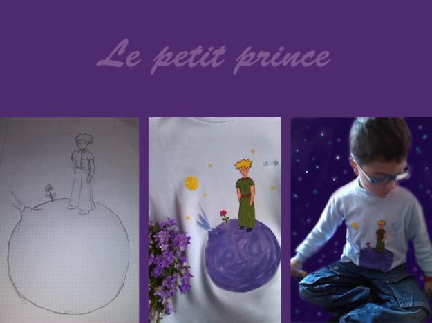 21 camiseta le petit prince