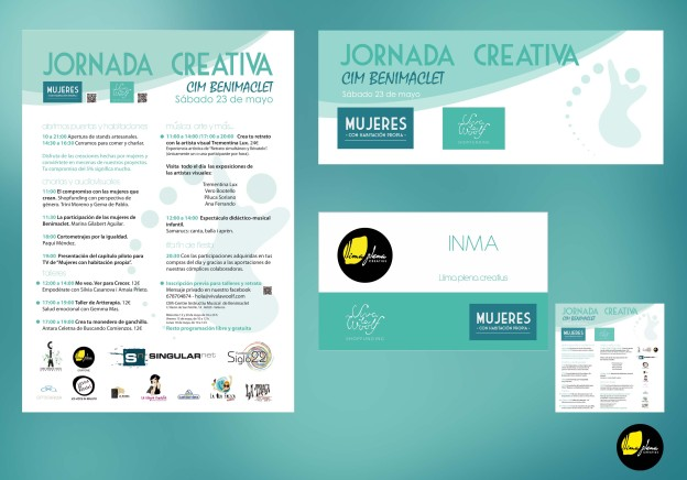 Mock up jornada creativa 23 maig