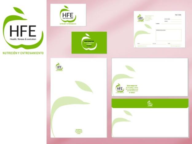 42 imagen corporativa HFE nutricion y entrenamiento