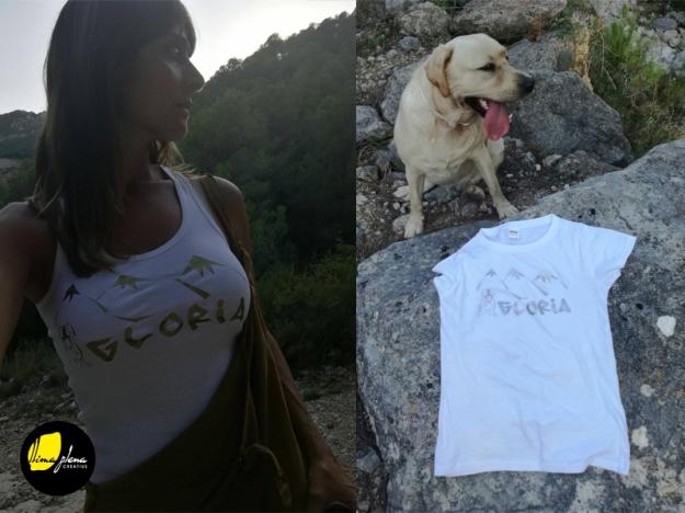50 Camiseta Gloria i Zoe