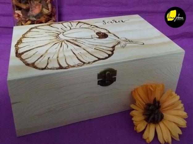 54 caixa fusta ballarina